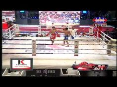 Khmer Boxing | SEATV Cambodian Traditional Boxing | May 02, 2015 Full fight