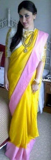 Kareena Kapoor/Saree