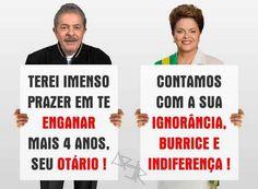 Brasil mostra a tua cara !