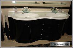 Mobilier baie curbat Grenoble 150 cm