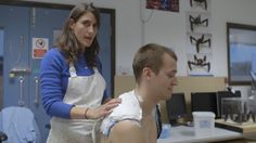A collaboration between video game giant Konami and prostheses expert Sophie De Oliviera Barata aims to give an amputee gamer a new arm inspired by Metal Gear Solid. Medical Technology, Technology Gadgets, Engineering Projects, Metal Gear Solid, Historical Images, Collaboration, Robotics, Disability, Inspiration