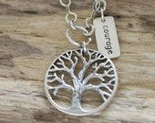 Tree of Life ~ Courage Necklace