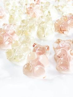 Bachelorette Party Idea -Champagne Soaked 'Drunken' Gummy Bears — The Skinny Fork