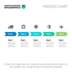Step Vertical Journey Diagram  Diagram Infographic Templates