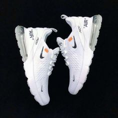 Off-White x Nike 2018 Releases - Off white und off white Schuhe - Mens Shoes Hype Shoes, Men's Shoes, Shoe Boots, Shoes Sneakers, Shoes Style, New Shoes, Sneakers Outfit Summer, Sneaker Outfits, Nike Fashion