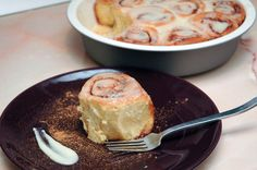 Homemade cinnabons #cinnabons My Recipes, Appetizers, Pudding, Sweets, Cheese, Homemade, Desserts, Food, Tailgate Desserts