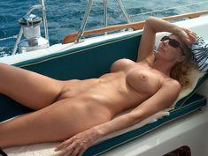 Nude on yachts pics