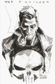 The Punisher - Kenneth Rocafort