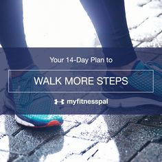 Your 14-Day Plan to Walk More Steps