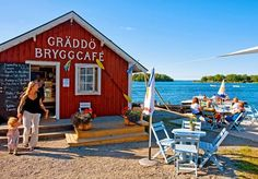 Swedish Stockholm Archipelago is the most Beautiful!