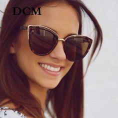 DCM Cateye Sunglasses Women Vintage Gradient Glasses Retro Cat eye Sun glasses Female Eyewear Women's Sunglasses from Apparel Accessories on AliExpress - Day Uv400 Sunglasses, Retro Sunglasses, Cat Eye Sunglasses, Sunglasses Women, Trending Sunglasses, Polarized Sunglasses, Round Sunglasses, Women Brands, Bikini Fashion