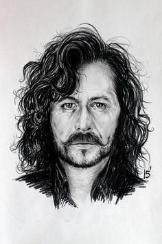 Sirius Black (Gary Oldman) by MatyldaSzytulaYou can find Sirius black and more on our website.Sirius Black (Gary Oldman) by MatyldaSzytula Fanart Harry Potter, Harry Potter Tattoos, Harry Potter Sirius, Harry Potter Sketch, Harry Potter Artwork, Harry Potter Drawings, Harry Potter Wallpaper, Harry Potter Quotes, Harry Potter Characters