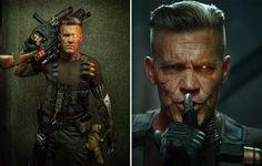 Seriously, Dude, Don't Get Josh Brolin's 'Deadpool 2' Haircut http://www.menshealth.com/style/josh-brolin-deadpool-haircut?utm_campaign=crowdfire&utm_content=crowdfire&utm_medium=social&utm_source=pinterest