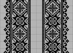 Beading _ Pattern - Motif / Earrings / Band ___ Square Sttich or Bead Loomwork ___ Gallery. Blackwork Embroidery, Ribbon Embroidery, Cross Stitch Embroidery, Peyote Beading Patterns, Doily Patterns, Cross Stitch Samplers, Cross Stitching, Cross Stitch Designs, Cross Stitch Patterns