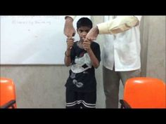 Sydenham's chorea in 10 year old boy - YouTube