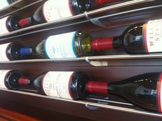 Commercial Wine Display
