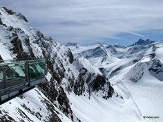 View on Grossglockner - Kaprun, Austria. awesome view!!
