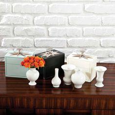 Global Views Williamsburg Mini Chinoise Vase Set