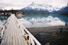 Hostería Pehoé en Near Puerto Natales, Magallanes Province