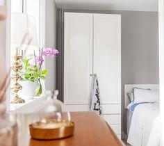 EO11 House Tours, Mirror, Furniture, Home Decor, Interior, Blue, Indoor, Interior Design
