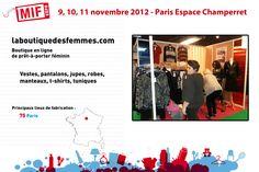 La boutique des femmes - Boutique en ligne de prêt-à-porter féminin Made in France