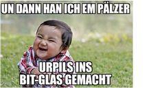 Die Facebook-Seite Memes uff Saarländisch ist einfach unfassbar lustig.