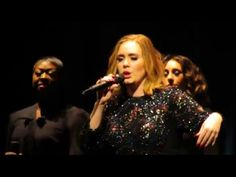 ffc63e859bcec7 Adele Send My Love To Your New Lover O2 Arena London 21st March 2016 -  YouTube