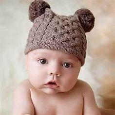 babies in hats