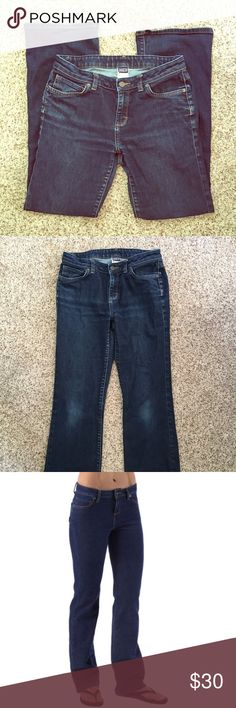 """Patagonia Bootcut Jeans Jeans are made of organic cotton denim with a little stretch for fit and comfort. Size 29, 32"""" inseam, fits like a 6 or 8. Patagonia Jeans Boot Cut"""