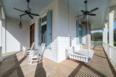 Wrap Around Porch | Outdoor Living | Vacation Real Estate Bluffton South Carolina | Lowcountry Living