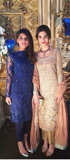 desi wedings Blue Things blue color over orange hair Pakistani Wedding Dresses, Pakistani Bridal, Pakistani Outfits, Indian Dresses, Indian Outfits, Bridal Lehenga, Pakistan Fashion, India Fashion, Asian Fashion