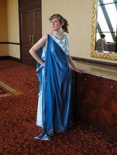 Vestido romano