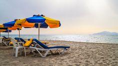 Strand von Marmari