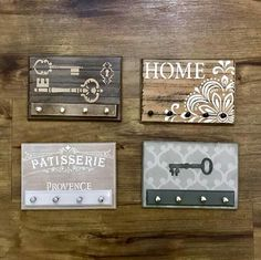 31 Ideas for wall stencil diy wood art Diy Furniture Projects, Diy Craft Projects, Diy Crafts To Sell, Stencil Diy, Stencils, Decoupage Vintage, Kids Wood, Expo, Home And Deco