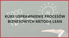 """Nie bez powodu koncepcja LEAN Management zdobyła tak wielką popularność na całym świecie. Unikanie nadprodukcji i kosztów magazynowania, z naciskiem na oszczędności i dostawy """"just in time"""", w krótkim czasie mogą zwiększyć dochody. Zapraszamy na Kurs Usprawnienie procesów biznesowych metodą LEAN.  Zobacz szczegóły: https://www.cognity.pl/kurs-usprawnianie-procesow-biznesowych-metoda-lean,s2,569.html #cognity, #lean, #leanmanagement, #usprawnienieprocesow, #justintime, #kursyiszkolenia,"""