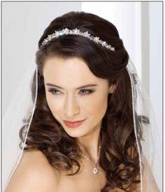 $178  FAVORITE!! Headpieces - Bella Mera Bridal Boutique