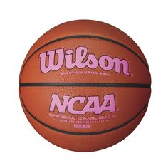 The NCAA Official Game Ball (28.5-inches) sets the standards for performance and innovation on the court. Patented features include the only moisture absorbing cover on the market and laid in channels