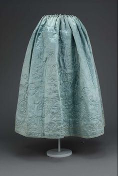 Petticoat | Museum of Fine Arts, Boston