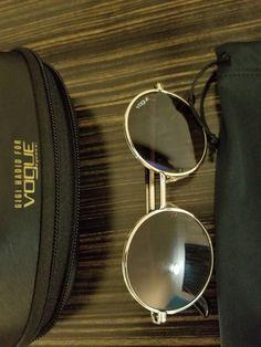 e6786eb3f60 Vogue Circular John Lennon style Sunglasses  fashion  clothing  shoes   accessories  mensaccessories