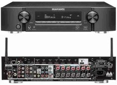 Need a home theater receiver, but don't have a lot shelf space? Check out the Marantz NR1607 7.2 Channel Slim-Profile receiver.
