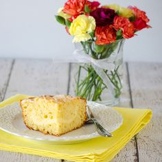 Lemon Cream Cheese Coffee Cake #ad @kraftrecipes