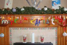 Salt dough merry Christmas decoration. https://whattodowiththechildren.wordpress.com/2012/11/21/christmas-decoration/