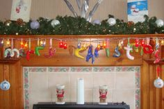 Salt dough merry Christmas decoration. https://whattodowiththechildren.wordpress.com/2012/11/21/christmas-decoration/