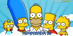 Capitulos temporada 26 Los Simpson Latino