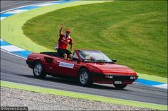 Ferrari Racing Days ad Hockenheim con Vettel