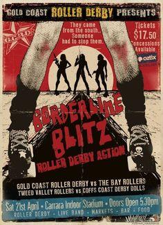 Derby Dolls Poster