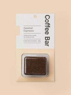 Coffee Bar on Packaging of the World - Creative Package Design Gallery Fruit Packaging, Cool Packaging, Food Packaging Design, Coffee Packaging, Packaging Design Inspiration, Branding Design, Design Agency, Bottle Packaging, Coffee Shop Branding