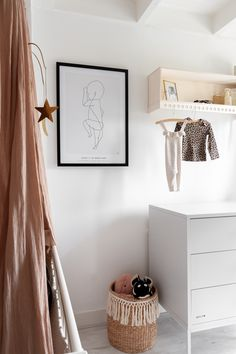 Style and Sugar Baby Zimmer, Kidsroom, Floating Nightstand, Interior Styling, Kids Bedroom, Room Inspiration, Nursery Decor, Furniture, Design