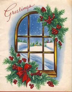 Winter window..