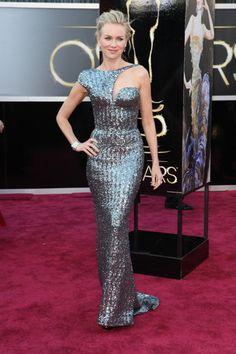 Naomi Watts veste Armani Privé- Oscar 2013